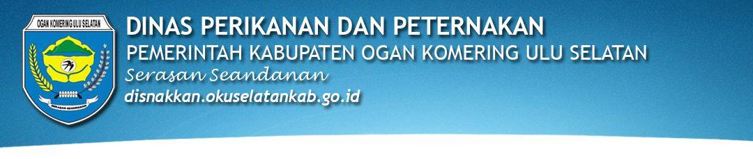 Portal Resmi Dinas Perikanan dan Peternakan Pemerintah Kabupaten OKU Selatan